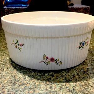 Cordon Bleu 8x4 round baking bowl